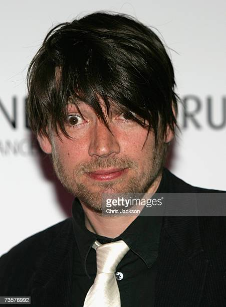 Alex James formerly of pop group Blur is seen at the Lavender Party at Claridges on March 14 2007 in London England