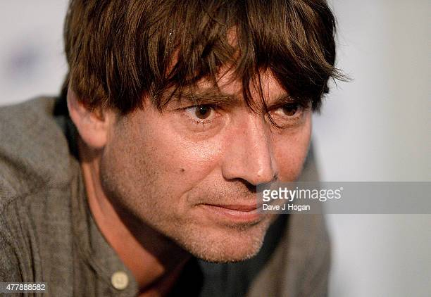 REQUIRED Alex James of Blur at the British Summer Time 2015 at Hyde Park on June 20 2015 in London England