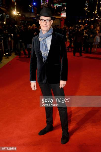 Alex Jennings attends the World Premiere of season 2 of Netflix 'The Crown' at Odeon Leicester Square on November 21 2017 in London England