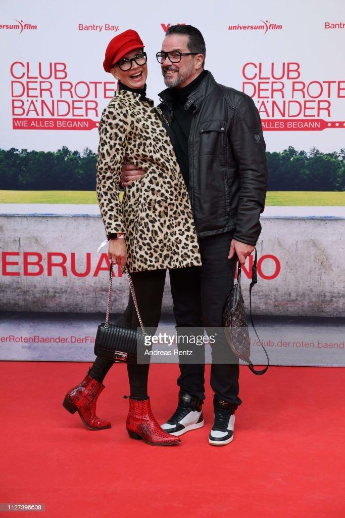 """""""Club Der Roten Baender - Wie Alles Begann"""" German Premiere In Cologne : News Photo"""
