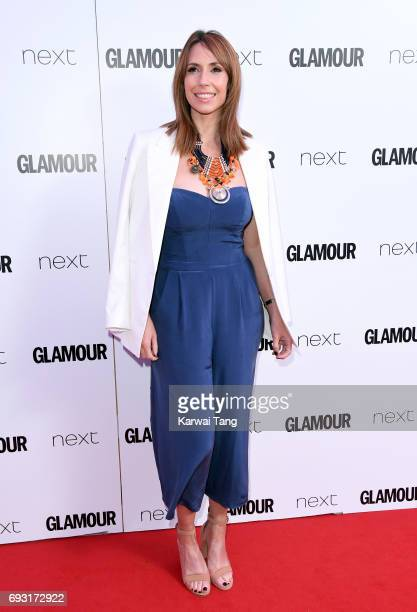Alex Jones attends the Glamour Women of The Year Awards 2017 at Berkeley Square Gardens on June 6, 2017 in London, England.