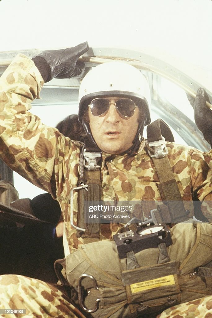 TAXI - 'Alex Jumps Out of an Airplane' - Airdate February 26, 1980. (Photo by ABC Photo Archives/ABC via Getty Images) JUDD
