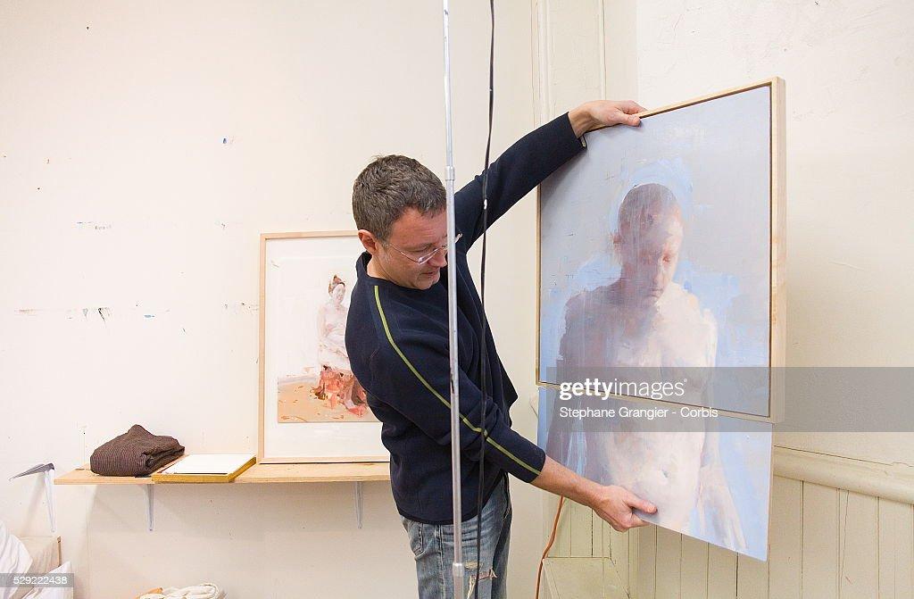 France - Portraiture - Alex Kanevsky : News Photo