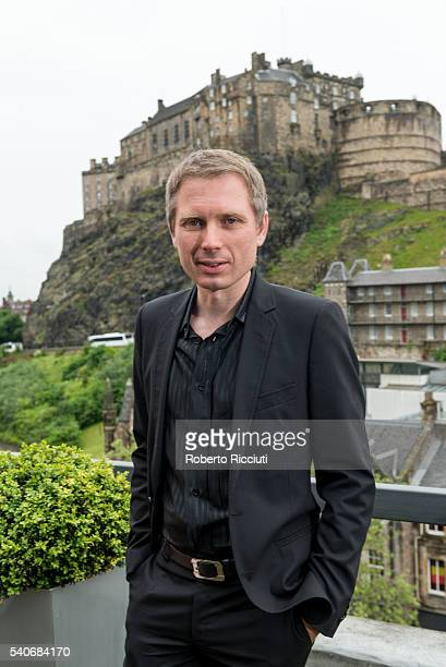 Alex Kapranos attends a photocall for 'Lost in France' World Premiere during the 70th Edinburgh International Film Festival at The Apex Hotel on June...