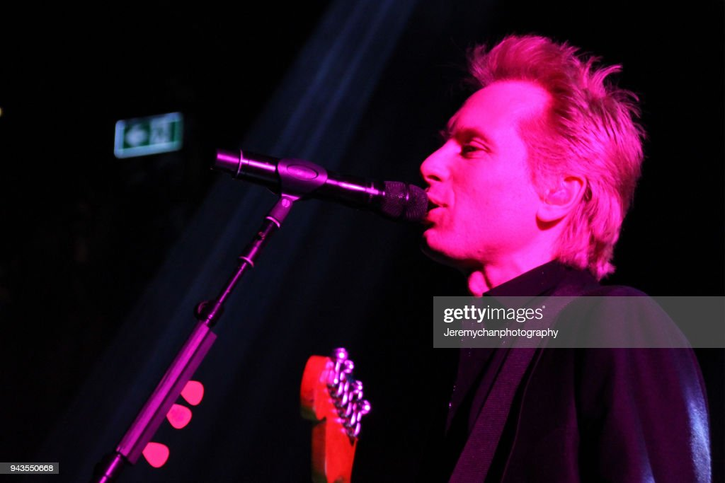 Franz Ferdinand Performs At Rebel : News Photo