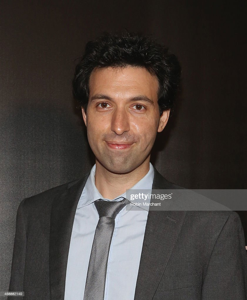 Alex Karpovsky attends 'Rosewater' New York Premiere at AMC Lincoln Square Theater on November 12, 2014 in New York City.