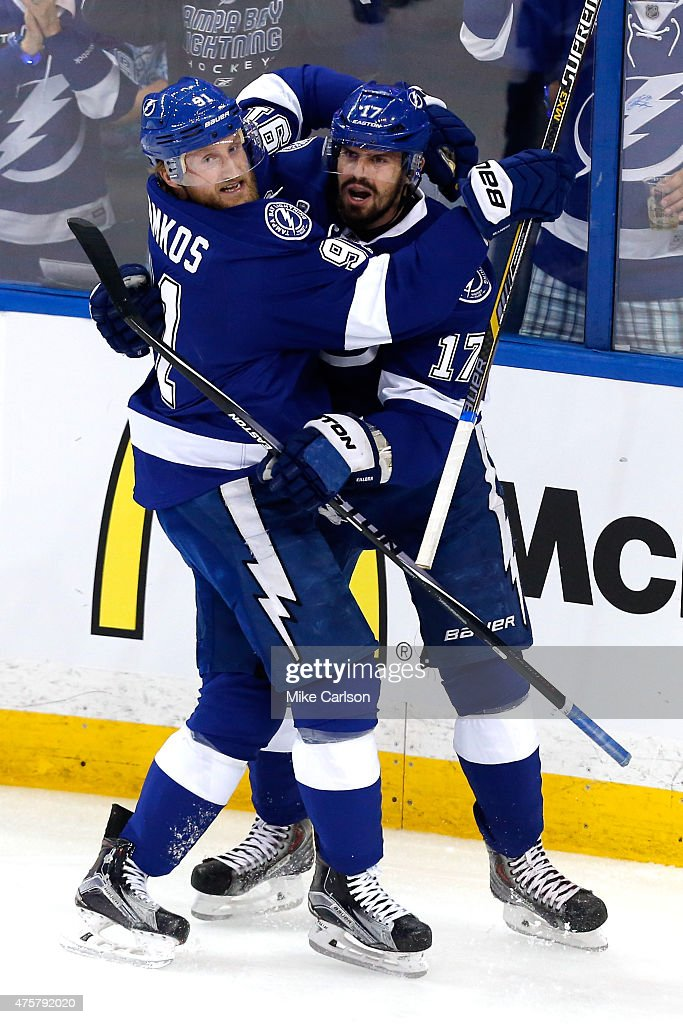 2015 NHL Stanley Cup Final - Game One