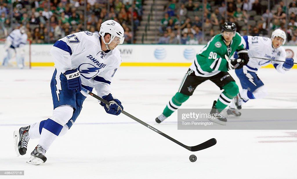 Tampa Bay Lightning v Dallas Stars : News Photo