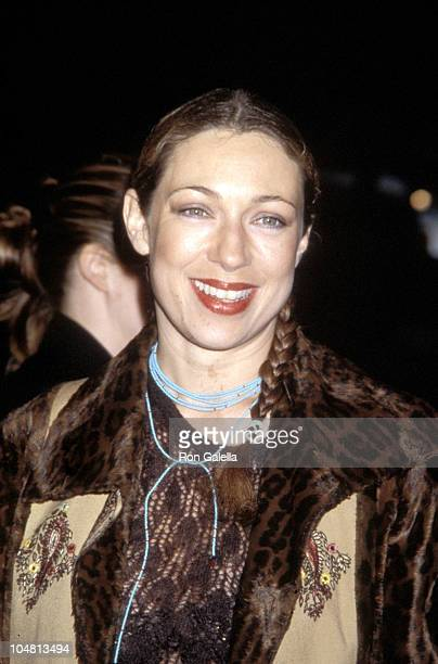Alex Kingston at the Premiere of Kate Leopold during Kate Leopold Los Angeles Premiere at Bruin Theater in Westwood California United States