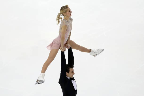 NC: 2020 U.S. Figure Skating Championships - Day 4