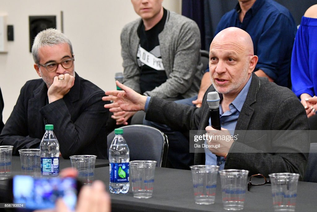 Alex kurtzman and Akiva Goldsman speaks onstage during the Star ...
