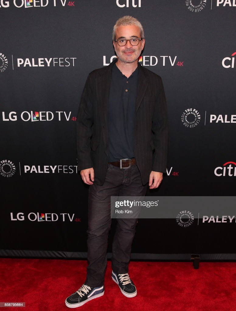 Alex Kurtzman attends 'Star Trek: Discovery' at The Paley Center for Media on October 7, 2017 in New York City.