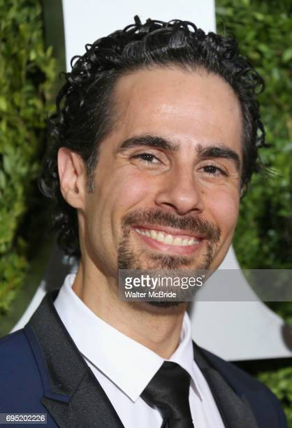 Alex Lacamoire attends the 71st Annual Tony Awards at Radio City Music Hall on June 11, 2017 in New York City.