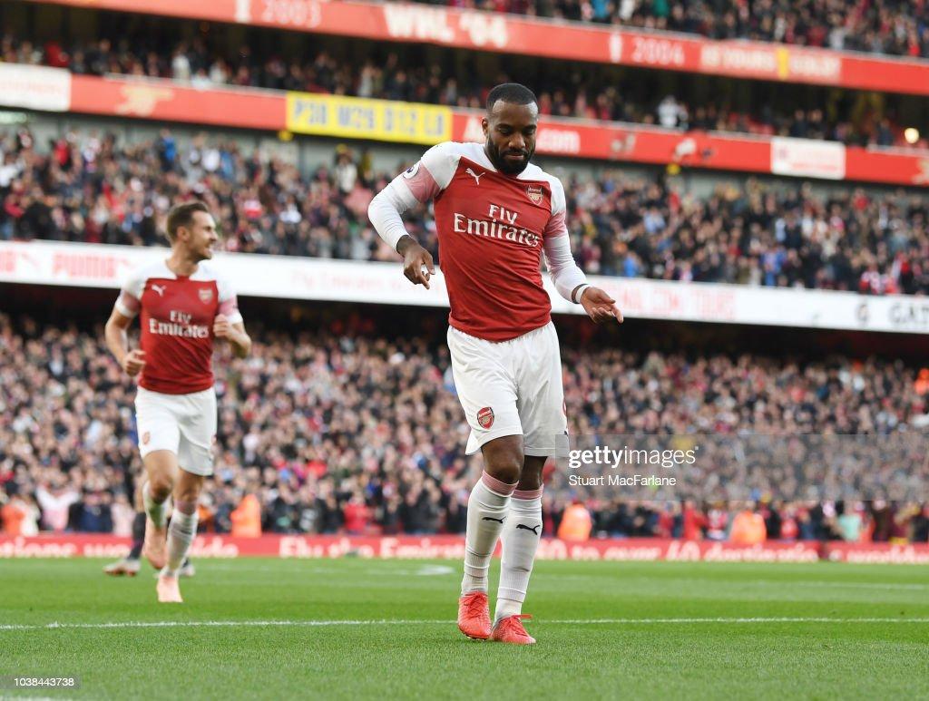 Arsenal v Everton - Premier League : ニュース写真