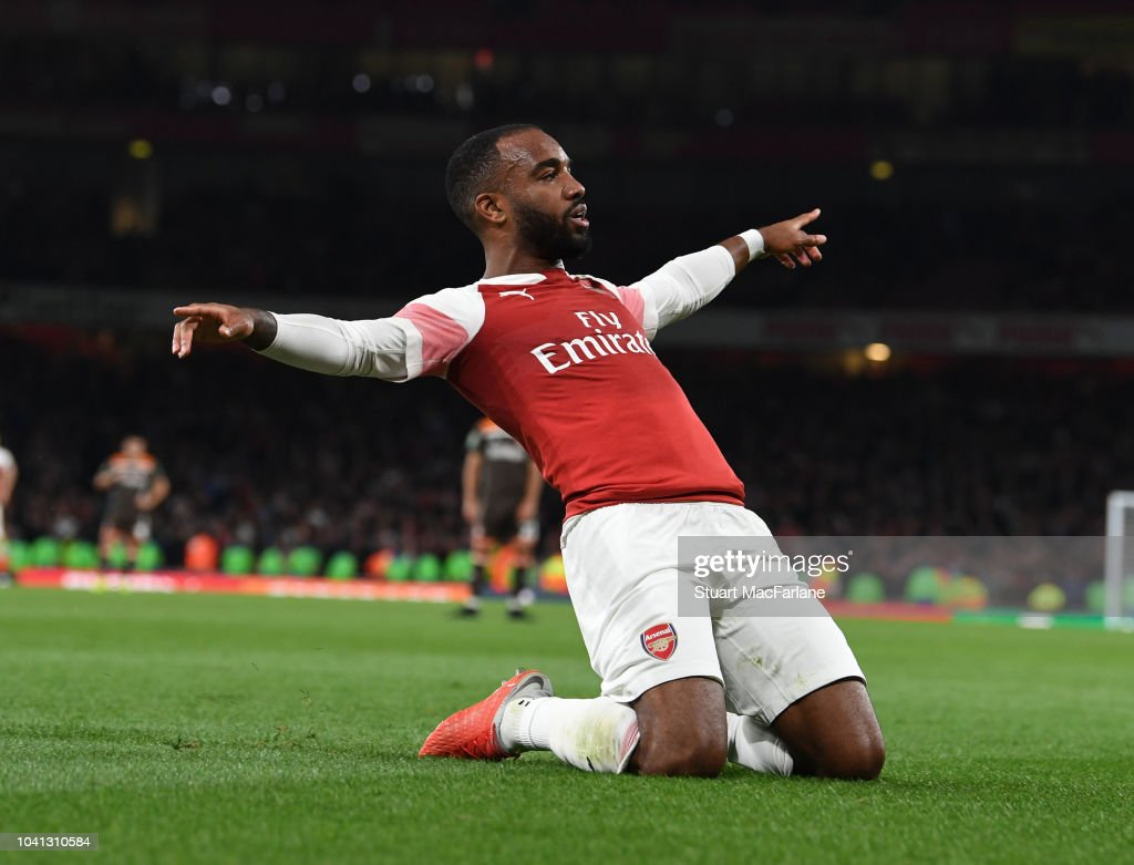 Arsenal v Brentford - Carabao Cup Third Round : News Photo