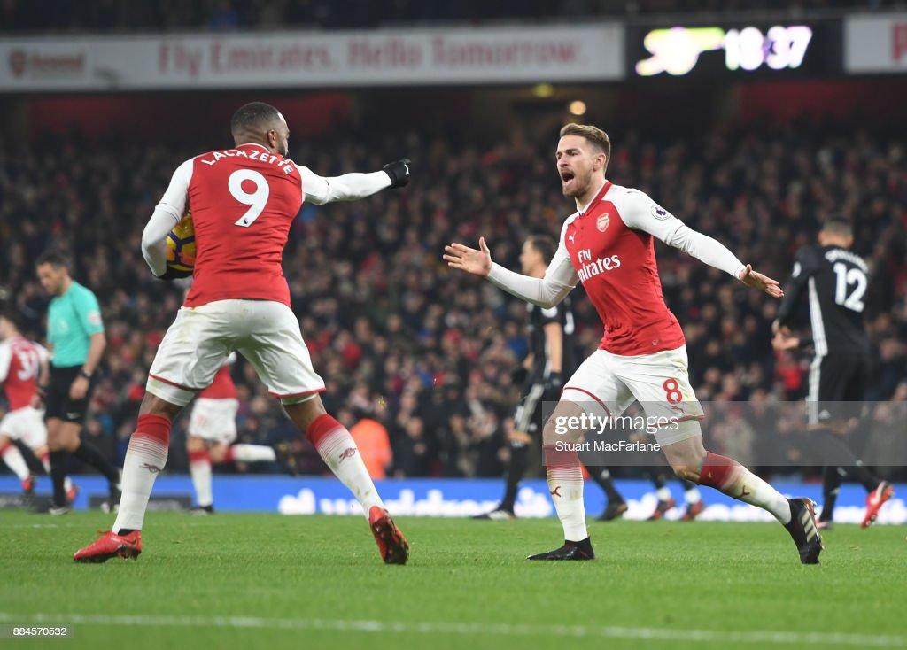 Arsenal v Manchester United - Premier League : ニュース写真