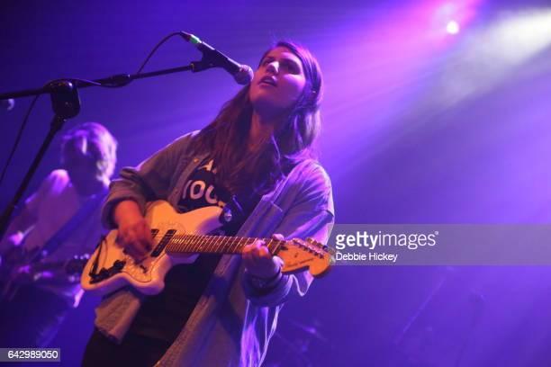 Alex Lahey opens for Tegan and Sara at Vicar Street on February 19 2017 in Dublin Ireland
