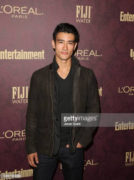 Alex Landi attends FIJI Water at Entertainment Weekly PreEmmy Party on September 15 2018 in Los Angeles California