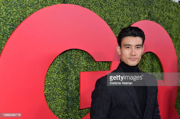 Alex Landi attends the 2018 GQ Men of the Year Party at a private residence on December 6 2018 in Beverly Hills California