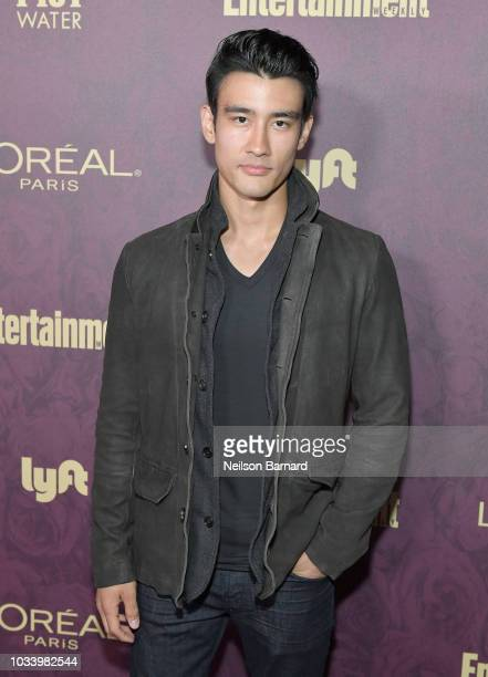 Alex Landi attends the 2018 PreEmmy Party hosted by Entertainment Weekly and L'Oreal Paris at Sunset Tower on September 15 2018 in Los Angeles...