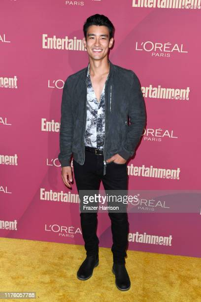 Alex Landi attends the 2019 Entertainment Weekly PreEmmy Party at Sunset Tower on September 20 2019 in Los Angeles California