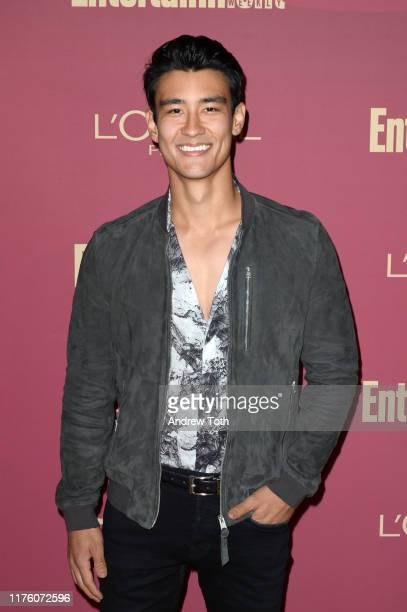 Alex Landi attends the 2019 PreEmmy Party hosted by Entertainment Weekly and L'Oreal Paris at Sunset Tower Hotel in Los Angeles on Friday September...