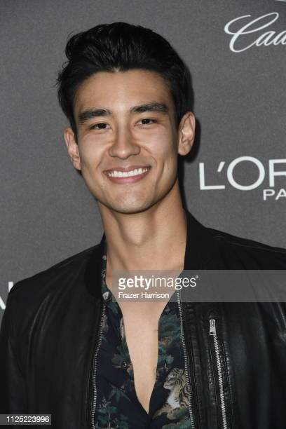 Alex Landi attends the Entertainment Weekly PreSAG Party at Chateau Marmont on January 26 2019 in Los Angeles California