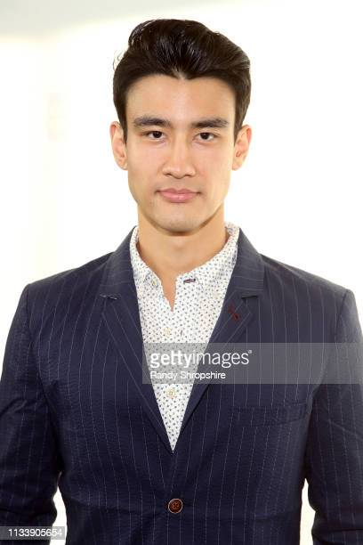 Alex Landi attends The Human Rights Campaign 2019 Los Angeles Gala Dinner at JW Marriott Los Angeles at LA LIVE on March 30 2019 in Los Angeles...