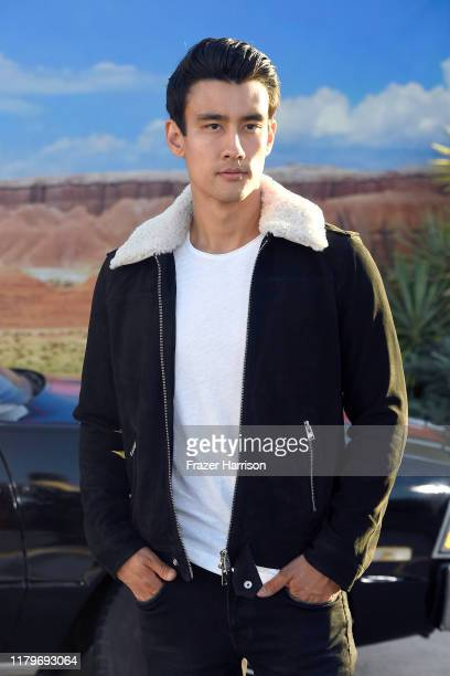 Alex Landi attends the Premiere of Netflix's 'El Camino A Breaking Bad Movie' at Regency Village Theatre on October 07 2019 in Westwood California