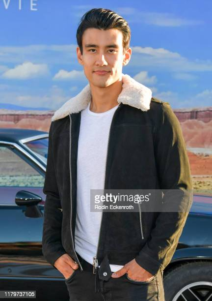 Alex Landi attends the premiere of Netflix's El Camino A Breaking Bad Movie at Regency Village Theatre on October 07 2019 in Westwood California