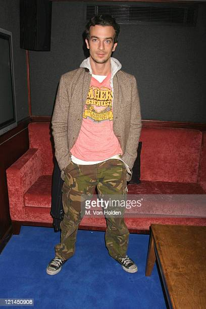 Alex Lasky during Club Play event at Club Play in New York New York United States