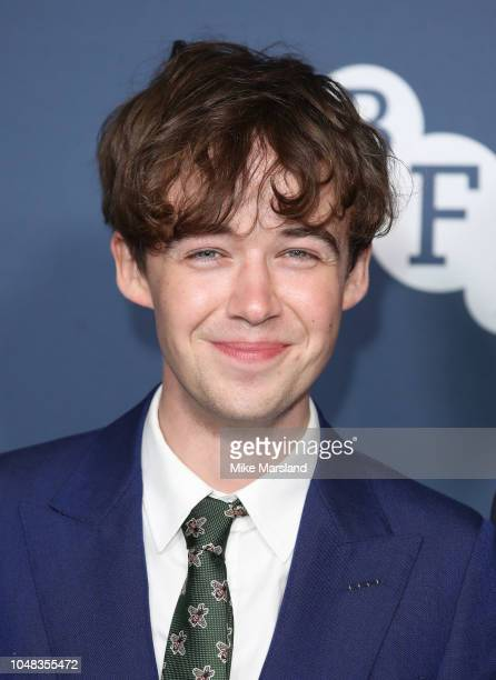 Alex Lawther attends the BFI IWC Schaffhausen Gala Dinner held at Electric Light Station on October 9 2018 in London England