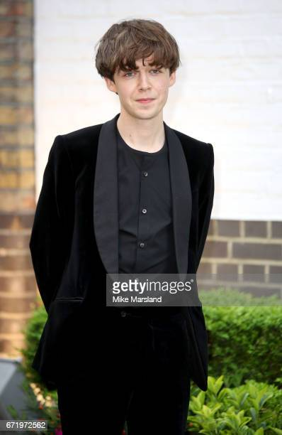 Alex Lawther attends the British Academy Television Craft Awards on April 23 2017 in London United Kingdom