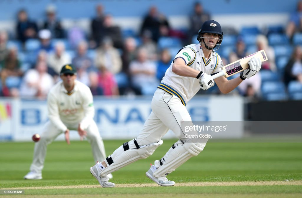 Yorkshire v Nottinghamshire - Specsavers County Championship: Division One