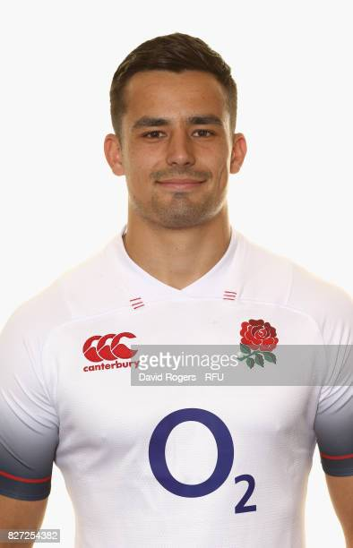 Alex Lozowski of England poses for a portrait at The Lensbury on August 5 2017 in Teddington England