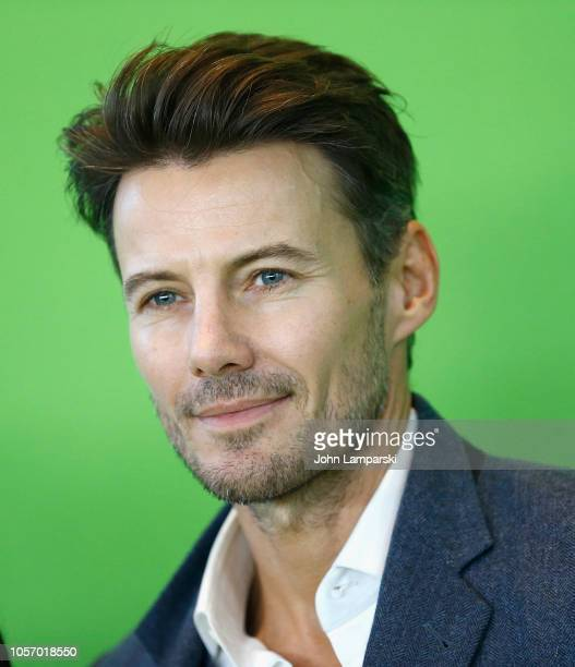 Alex Lundqvist attends Dr Seuss' The Grinch New York premiere at Alice Tully Hall Lincoln Center on November 3 2018 in New York City