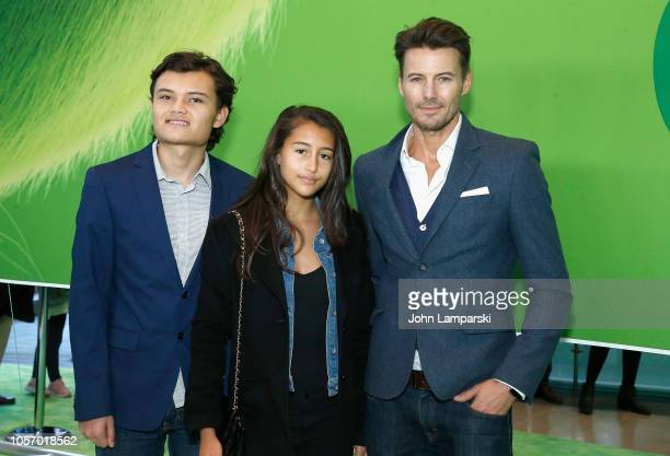 Alex Lundqvist attends 'Dr Seuss' The Grinch' New York premiere at Alice Tully Hall Lincoln Center on November 3 2018 in New York City