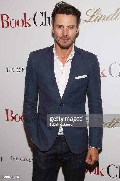 Alex Lundqvist attends Paramount Pictures With The Cinema Society Lindt Host A Screening Of Book Club on May 15 2018 in New York City