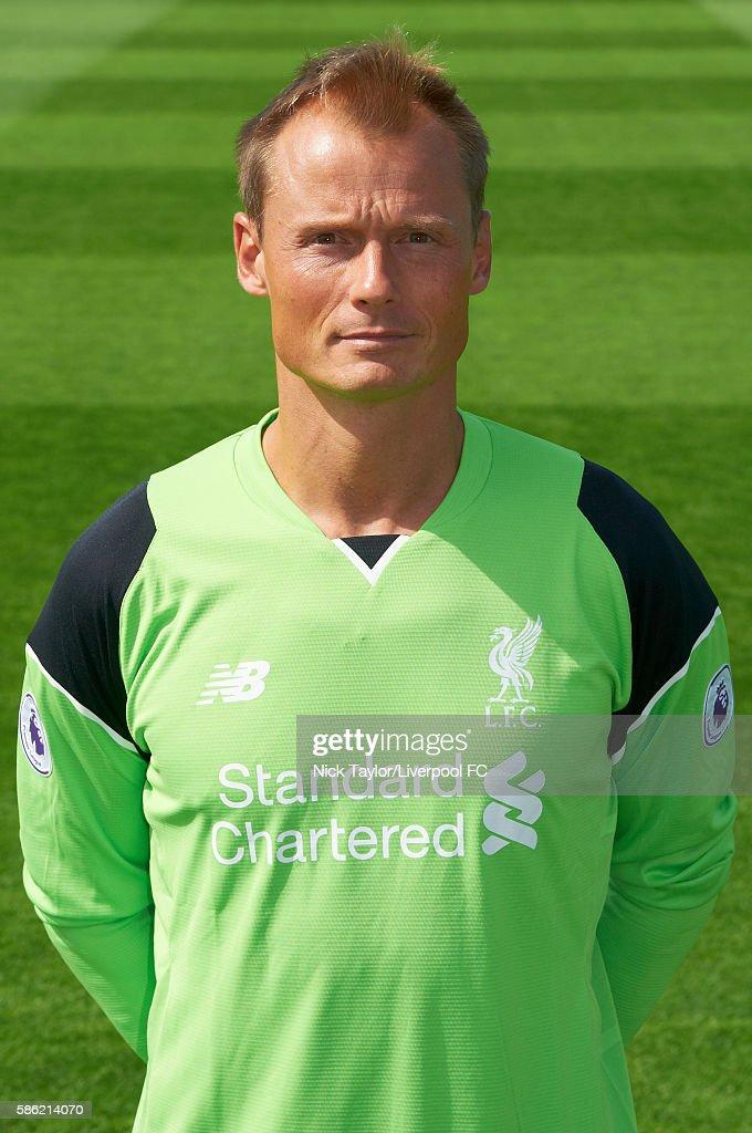 Liverpool FC Photocall : ニュース写真