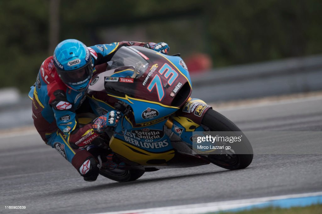 MotoGp of Czech Republic - Qualifying : News Photo