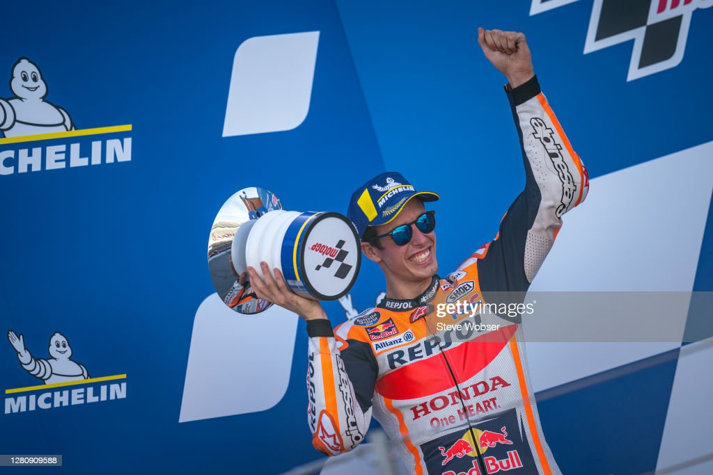 MotoGP of Aragon: Race : News Photo