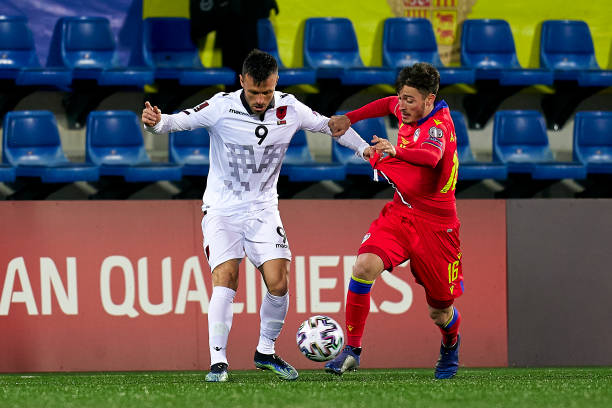 AND: Andorra v Albania - FIFA World Cup 2022 Qatar Qualifier