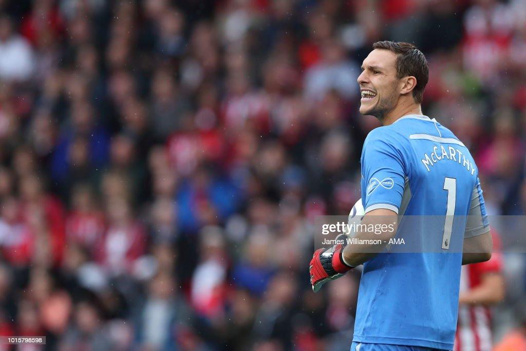 Southampton FC v Burnley FC - Premier League : News Photo