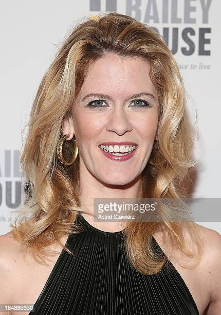 Alex McCord attends the Bailey House 30th Anniversary Auction & Gala at Pier Sixty at Chelsea Piers on March 28, 2013 in New York City.