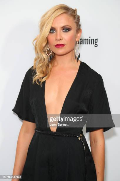 Alex Mckenna attends The Game Awards 2018 Arrivals at Microsoft Theater on December 06 2018 in Los Angeles California