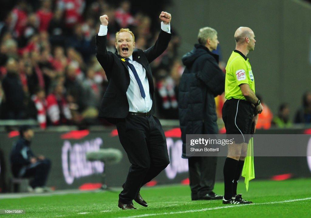 Arsenal v Birmingham City - Carling Cup Final : News Photo