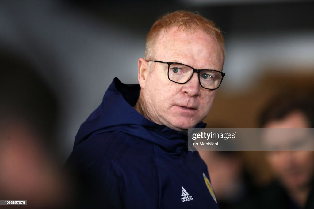 Scotland v Israel - UEFA Nations League C : News Photo