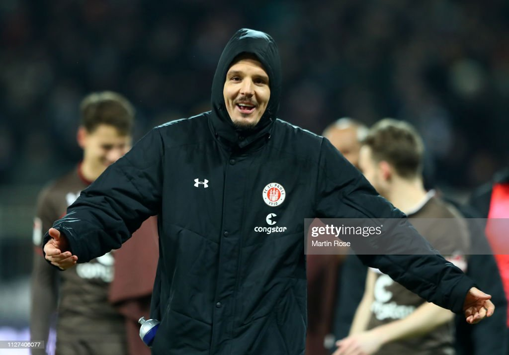 FC St. Pauli v 1. FC Union Berlin - Second Bundesliga : News Photo