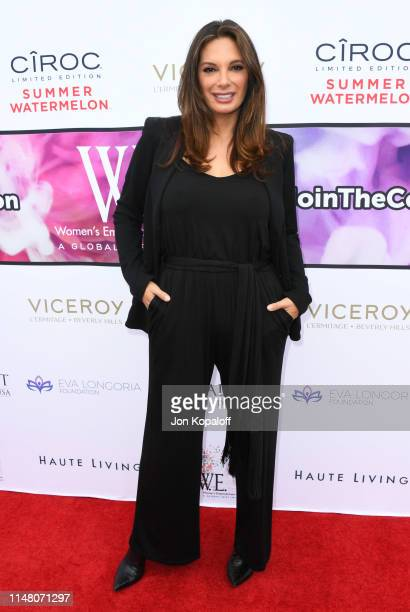 Alex Meneses attends Eva Longoria's Global Gift Foundation Women Empowerment Luncheon at Viceroy L'Ermitage Beverly Hills on May 09 2019 in Beverly...