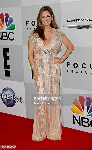 Alex Meneses attends NBCUniversal's 73rd Annual Golden Globes After Party at The Beverly Hilton Hotel on January 10 2016 in Beverly Hills California